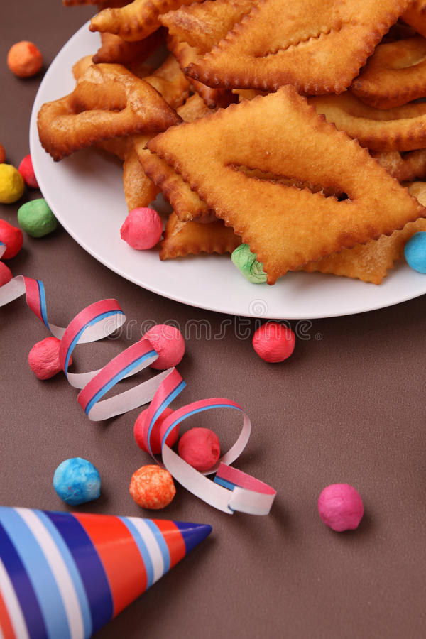 Download Pastry carnival stock image. Image of holiday, party - 22831995