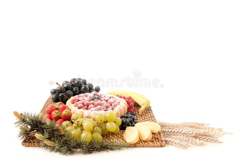 Download Pastry and fruit stock photo. Image of diverse, food, pastry - 3236688