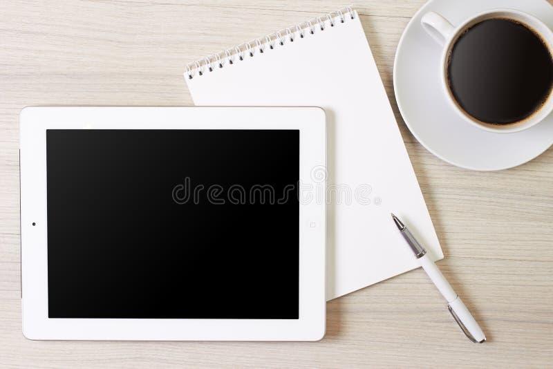 Pastylka komputer osobisty zdjęcie stock