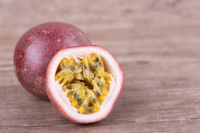 Pasyjna owoc zdjęcia royalty free
