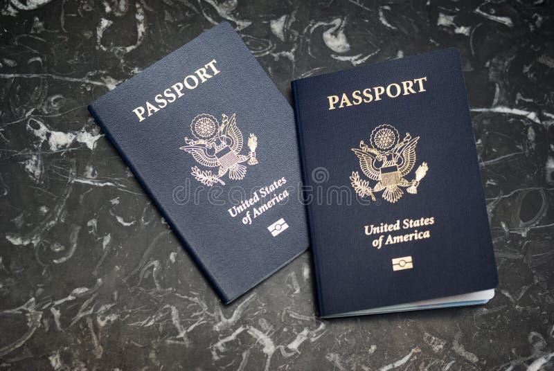 paszporty my zdjęcia stock