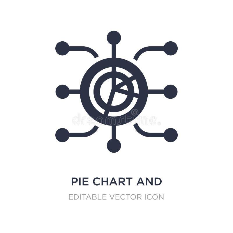 pasztetowa mapa i związek ikona na białym tle Prosta element ilustracja od Biznesowego pojęcia ilustracji