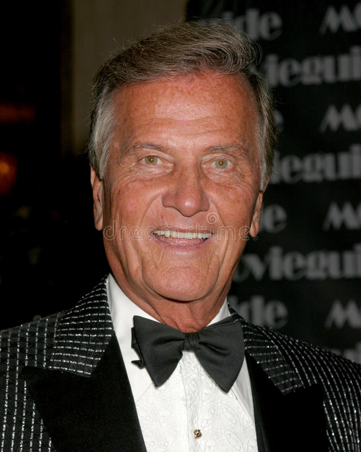 Pat Boone. Movieguide Faith & Value Awards Beverly Hilton Hotel Los Angeles, CA March 3, 2006 royalty free stock image