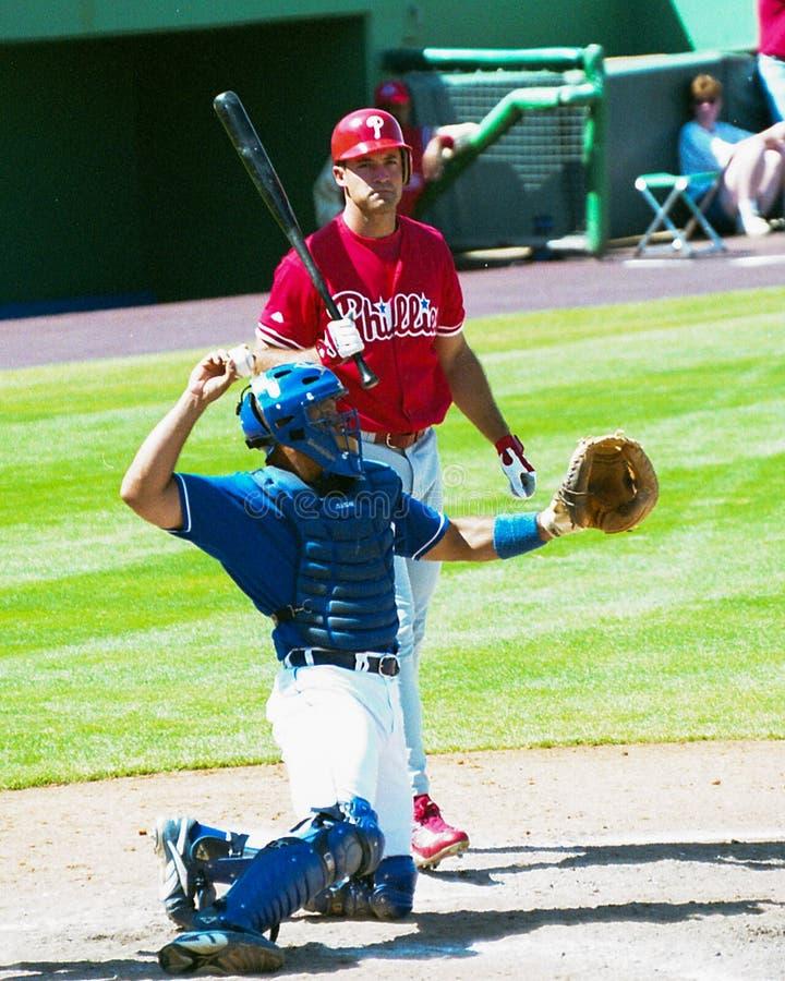 Pat Burrell, Philadelphia Phillies foto de stock
