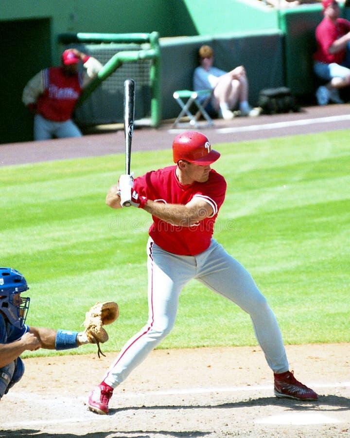 Pat Burrell, Philadelphia Phillies imagem de stock royalty free