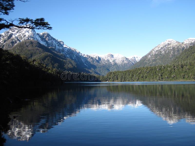 patagonia fotografia stock