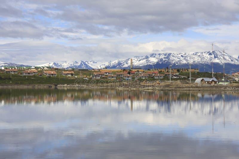 patagonia royaltyfri foto