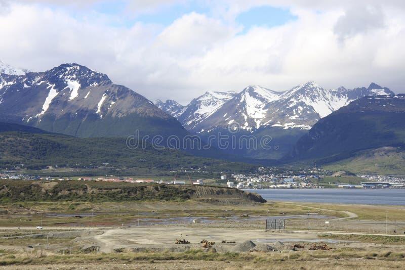 patagonia стоковое изображение