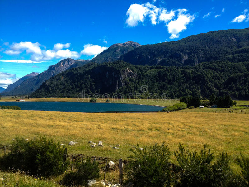 patagonia imagem de stock royalty free