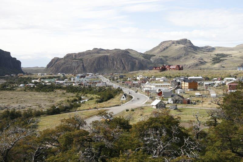 patagonia image stock
