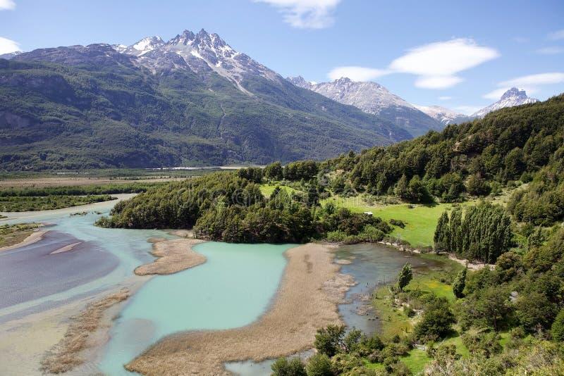 Patagonia, Chili images libres de droits