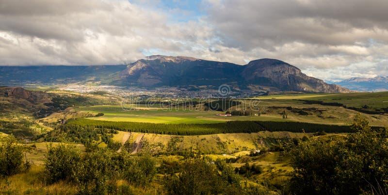 Patagonia Chili image stock