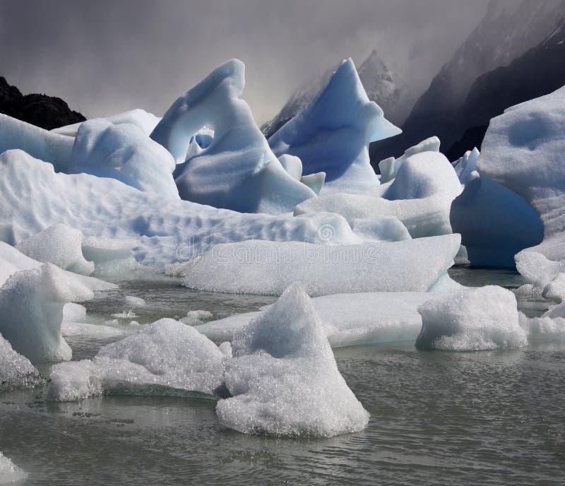 Patagonia - Cile fotografia stock libera da diritti