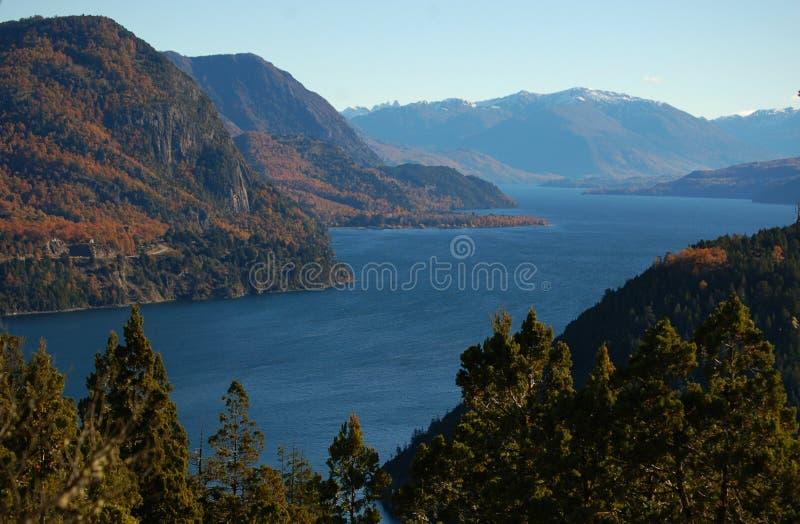 Patagonia hermosa la Argentina foto de archivo libre de regalías