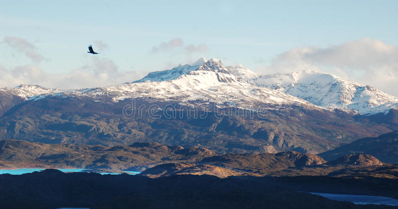 Patagonia Landscape Royalty Free Stock Photography