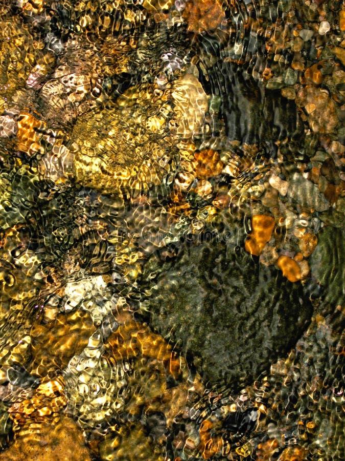patagonia rzeki zdjęcie stock