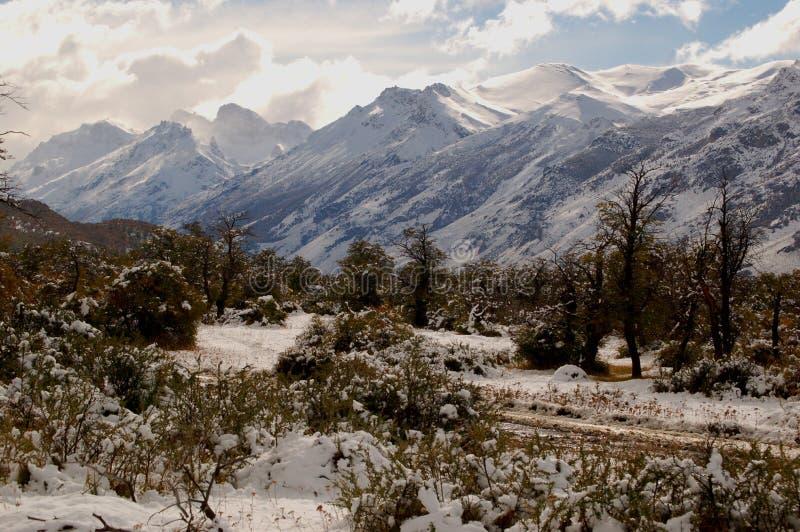 Download Patagonian Mountain Range stock photo. Image of patagonia - 2319792