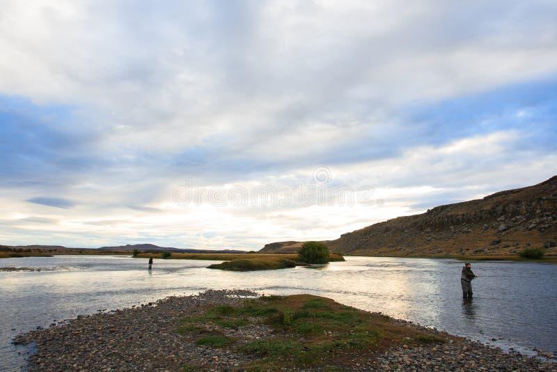 Patagonian void stock image