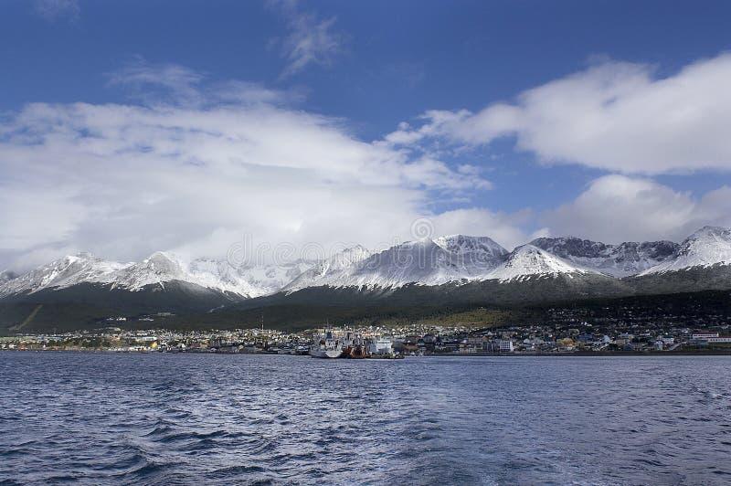patagonii zdjęcie royalty free