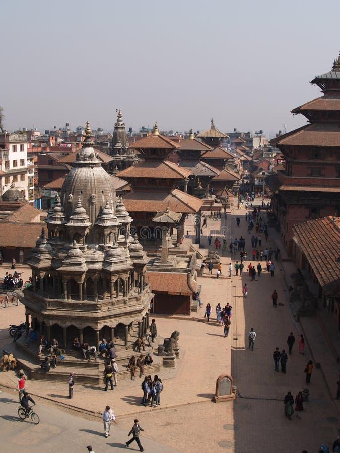 Patan, Nepal lizenzfreie stockfotos