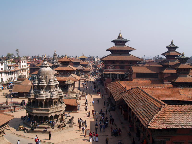 Download Patan, Nepal editorial photography. Image of tourist, building - 9655582