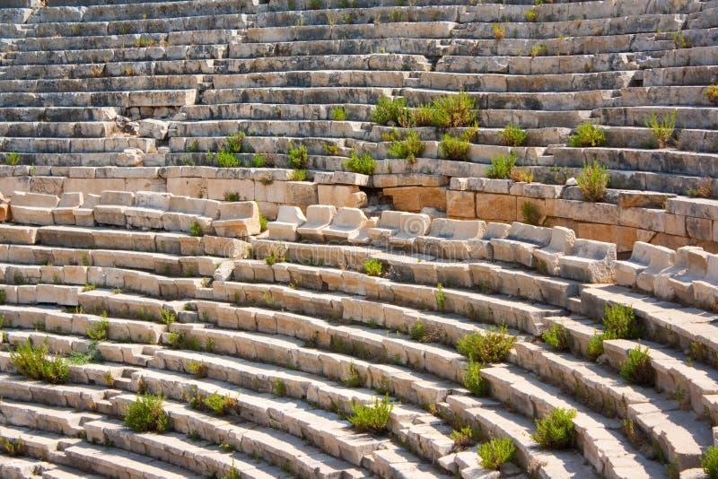 Patara Amphitheatre 1 Lizenzfreie Stockfotografie