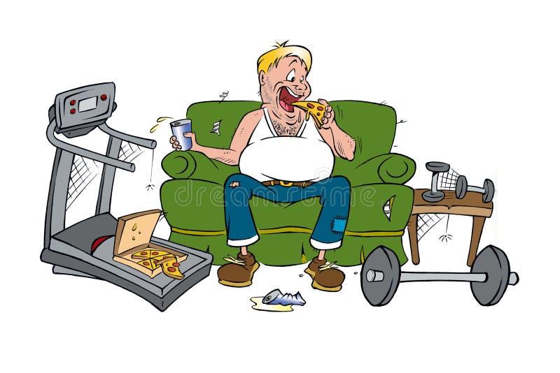 Patata de sofá libre illustration