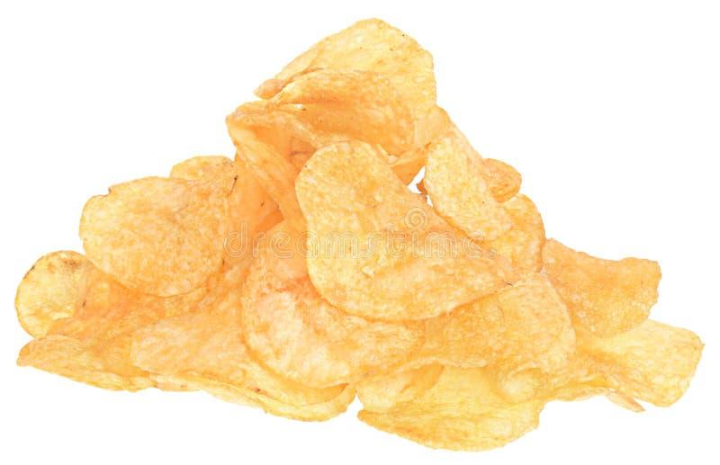 Patatas fritas. imagenes de archivo