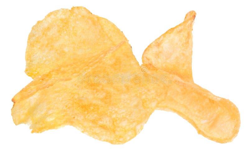 Patatas fritas. imagen de archivo libre de regalías