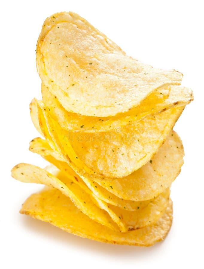 Patatas fritas. fotos de archivo libres de regalías
