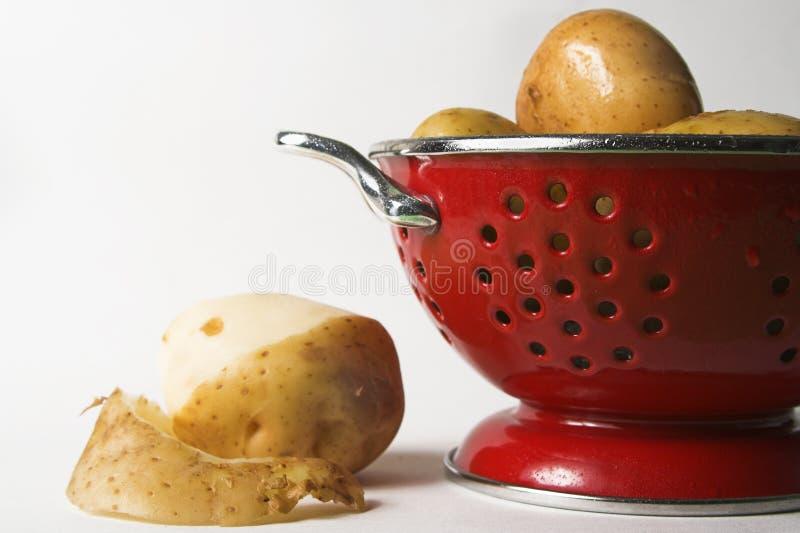Patatas para cocinar fotografía de archivo