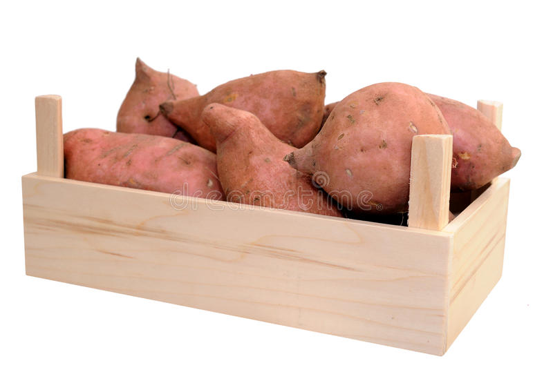 Patate douce photographie stock