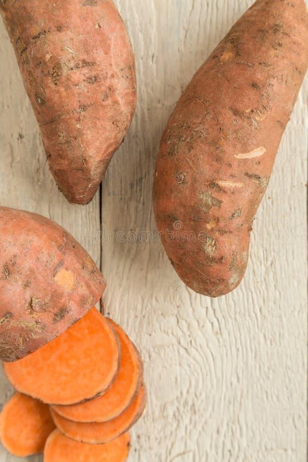 Patates douces photo stock