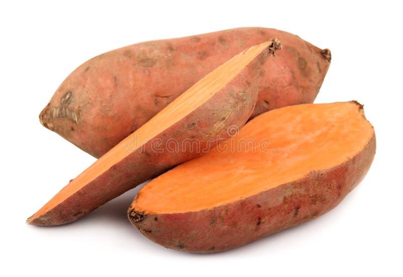 Patates douces photo libre de droits