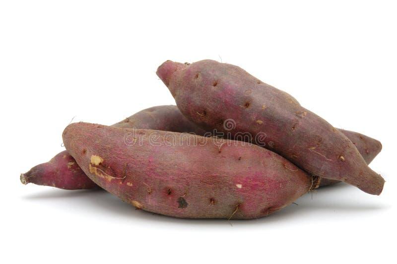 Patates douces japonaises photographie stock