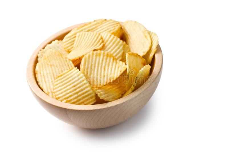 Patatine fritte fotografie stock