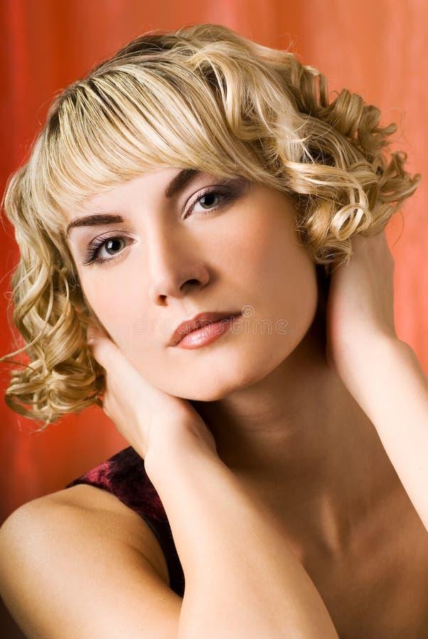 Download Patches kobieta zdjęcie stock. Obraz złożonej z życie - 4120780