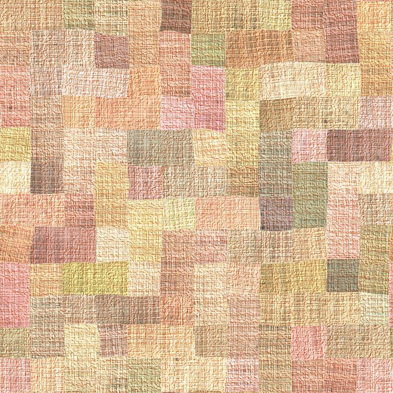 patchwork ilustracja wektor