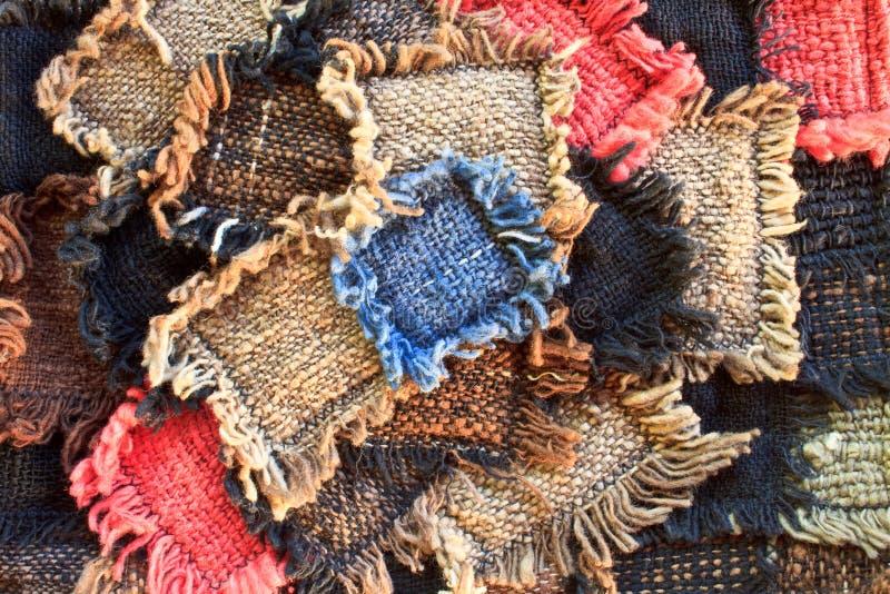 patchwork royaltyfri foto