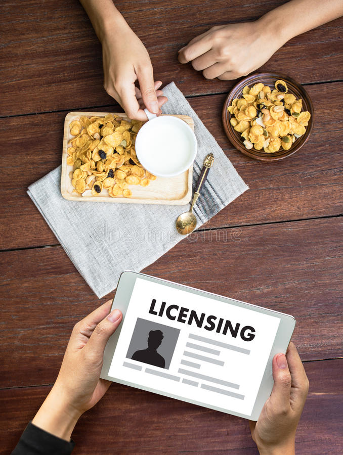 Patent license agreement licensing business man hand working o stock download patent license agreement licensing business man hand working o stock photo image of copy platinumwayz