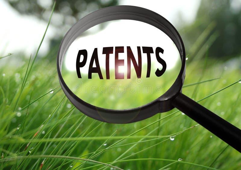 patente lizenzfreie stockfotografie
