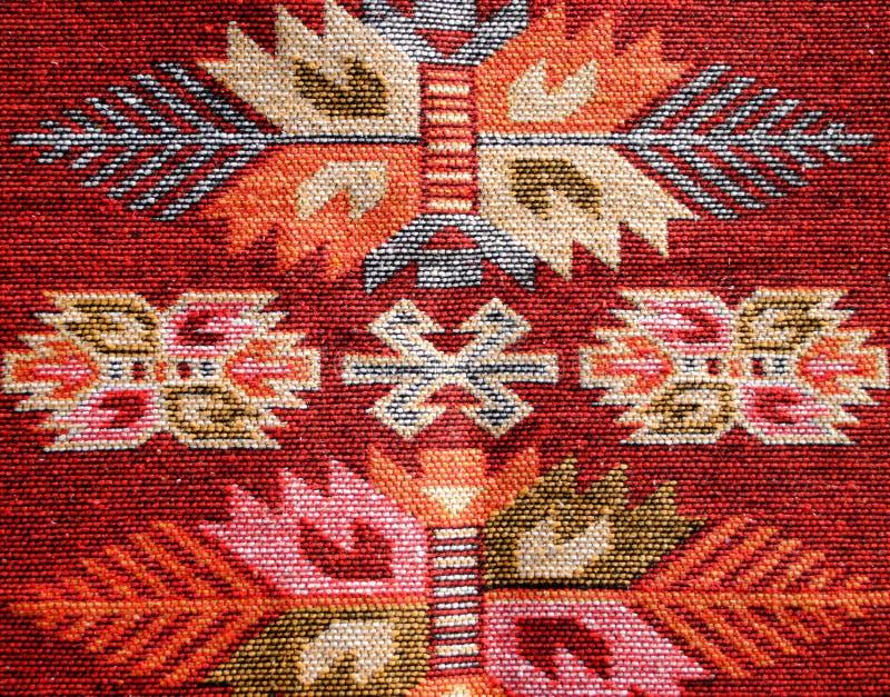 patern的地毯 免版税图库摄影