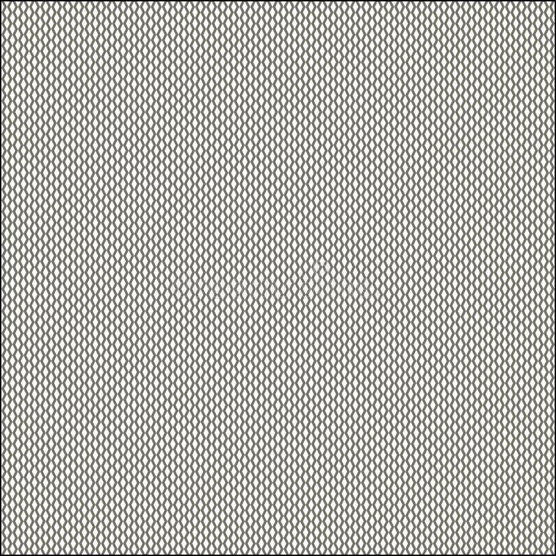 Patern wit en vuursteen gekleurde zigzag stock illustratie