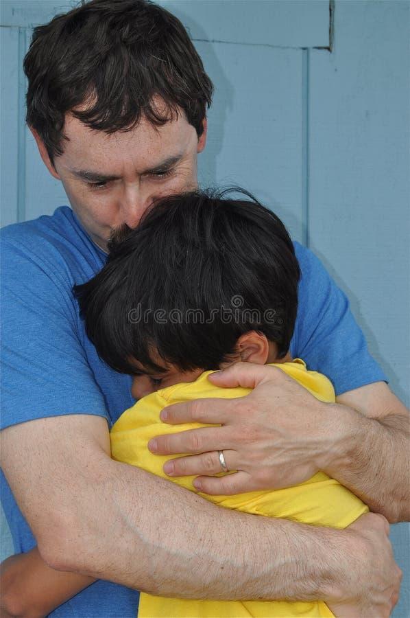 Paternità fotografie stock libere da diritti