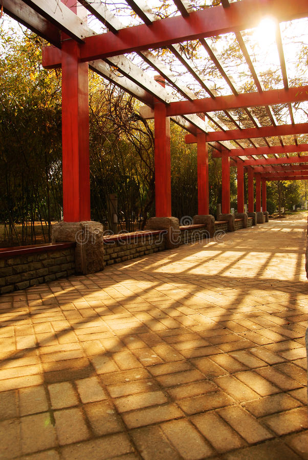 Download Path stock photo. Image of wood, path, chinese, leading - 17498512