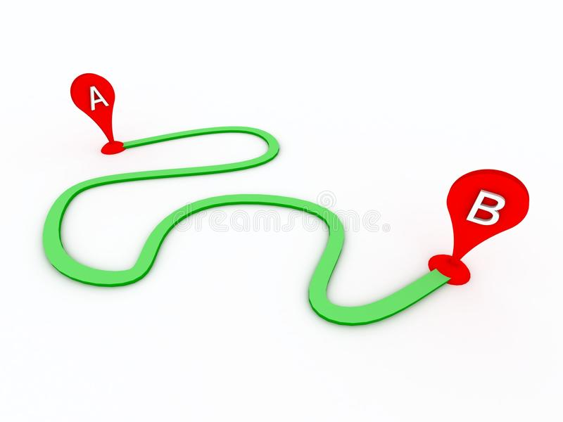 Download Path Royalty Free Stock Photo - Image: 33377805