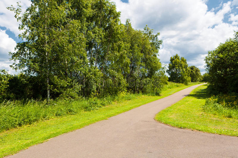 Download Path at the park stock photo. Image of background, fresh - 19922166