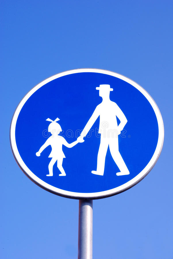 Download Paths for pedestrians stock photo. Image of adults, traffic - 18864686