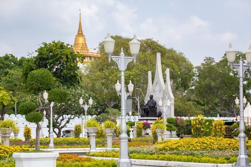 Pathum Thani, 5,2019 Thailand-Mei: De ijsbaan van Zpell of het Toekomstige Park Rangsit is het grootste winkelcomplex in Pathum T royalty-vrije stock foto's