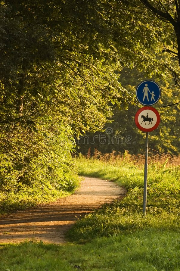 Download Pathway stock image. Image of road, symbol, information - 6628895